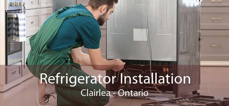 Refrigerator Installation Clairlea - Ontario