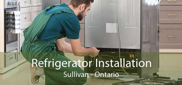 Refrigerator Installation Sullivan - Ontario