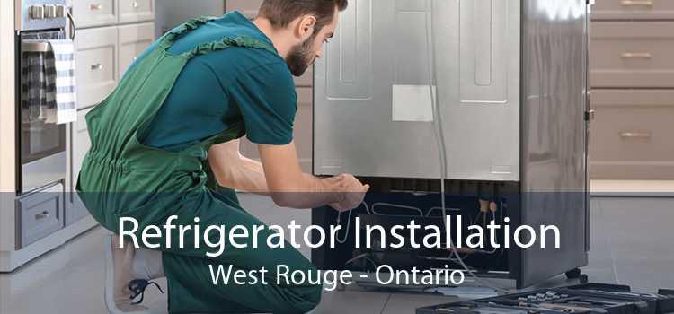 Refrigerator Installation West Rouge - Ontario