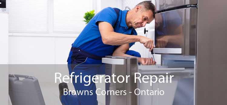 Refrigerator Repair Browns Corners - Ontario