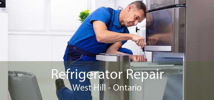 Refrigerator Repair West Hill - Ontario