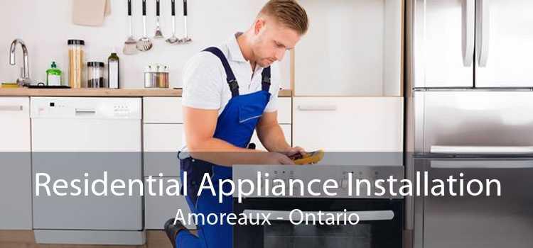 Residential Appliance Installation Amoreaux - Ontario