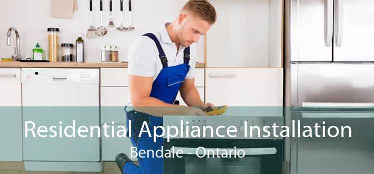 Residential Appliance Installation Bendale - Ontario