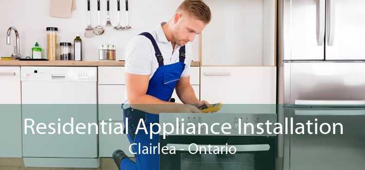 Residential Appliance Installation Clairlea - Ontario