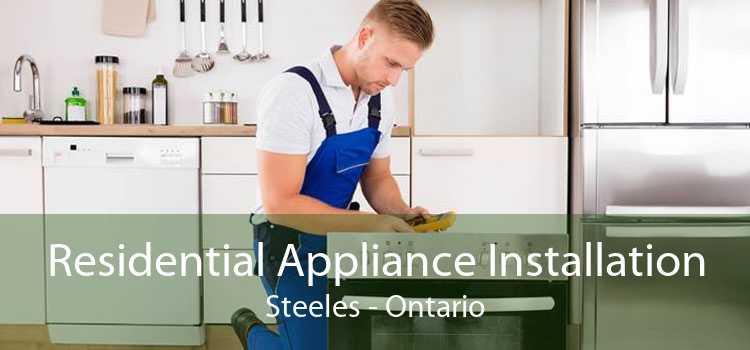 Residential Appliance Installation Steeles - Ontario