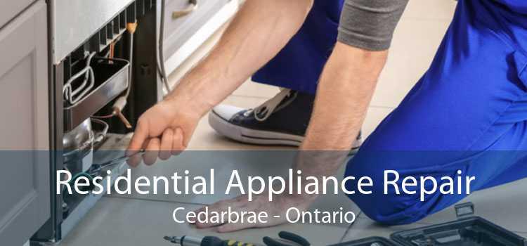 Residential Appliance Repair Cedarbrae - Ontario