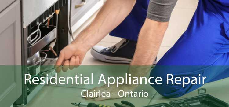 Residential Appliance Repair Clairlea - Ontario