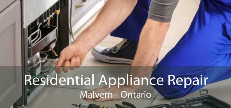 Residential Appliance Repair Malvern - Ontario