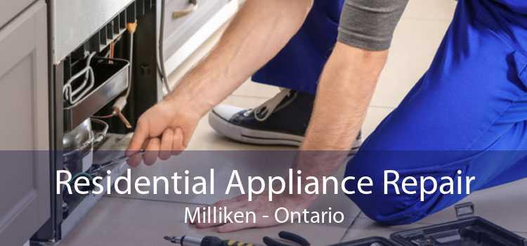 Residential Appliance Repair Milliken - Ontario