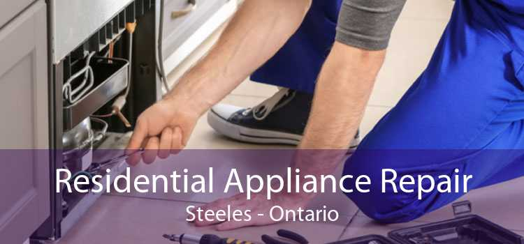 Residential Appliance Repair Steeles - Ontario