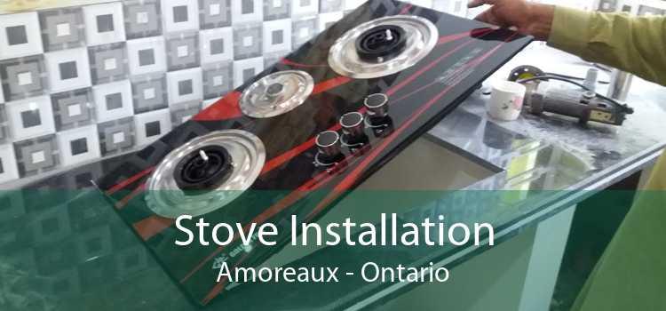 Stove Installation Amoreaux - Ontario
