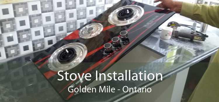 Stove Installation Golden Mile - Ontario