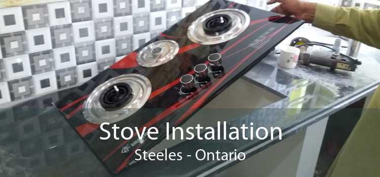 Stove Installation Steeles - Ontario