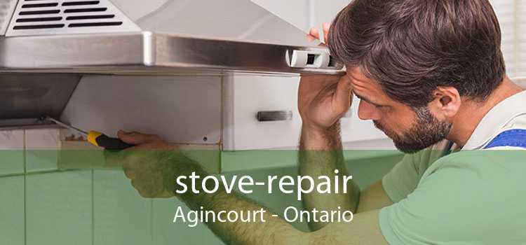 stove-repair Agincourt - Ontario
