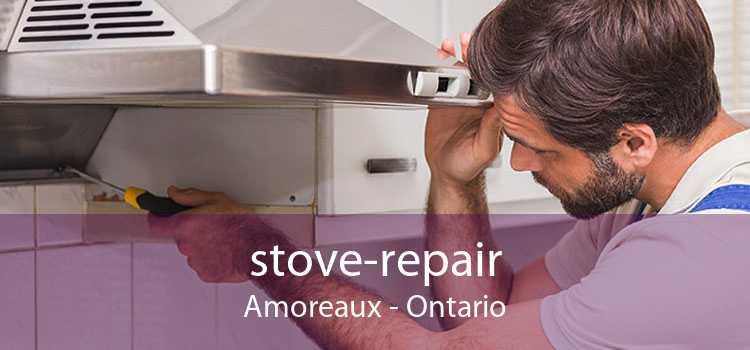 stove-repair Amoreaux - Ontario