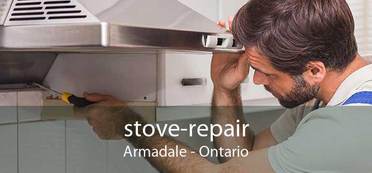 stove-repair Armadale - Ontario