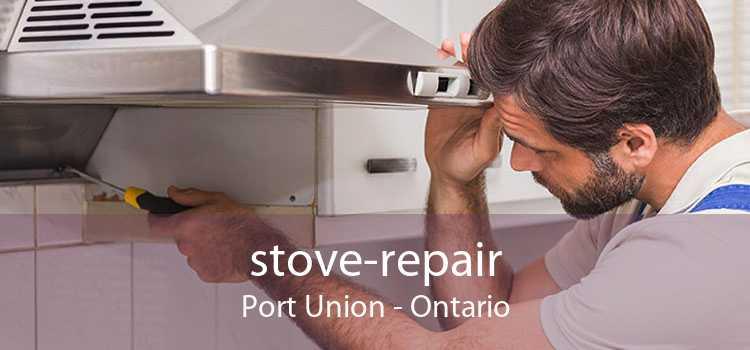 stove-repair Port Union - Ontario