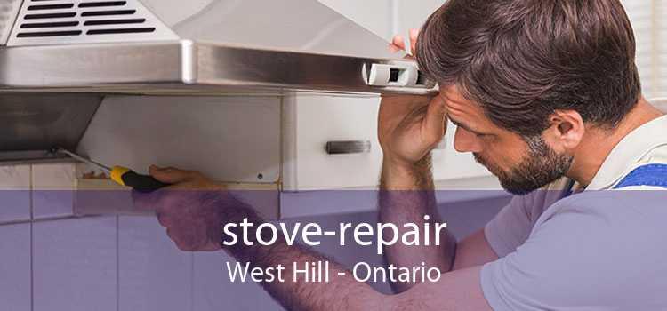 stove-repair West Hill - Ontario