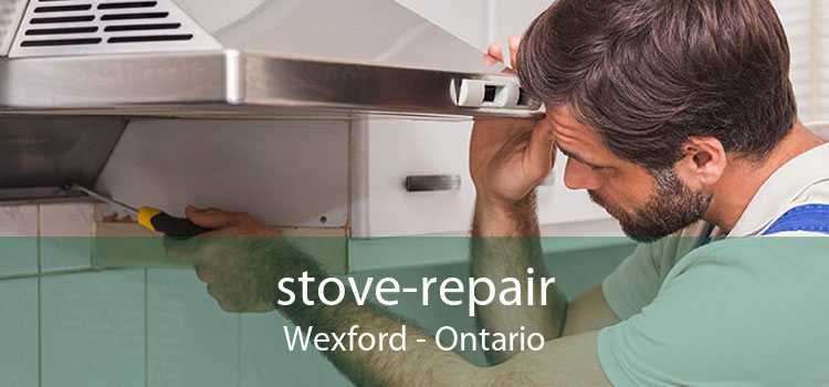 stove-repair Wexford - Ontario