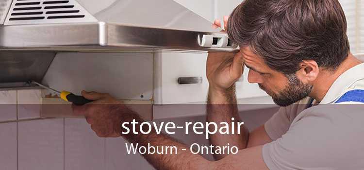 stove-repair Woburn - Ontario