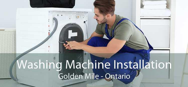 Washing Machine Installation Golden Mile - Ontario