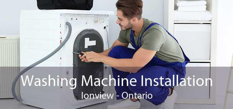 Washing Machine Installation Ionview - Ontario