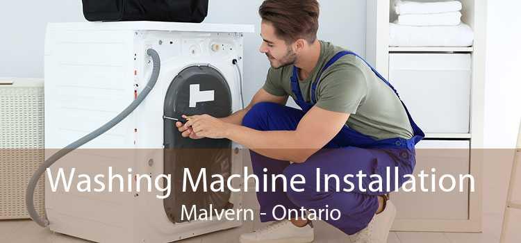 Washing Machine Installation Malvern - Ontario