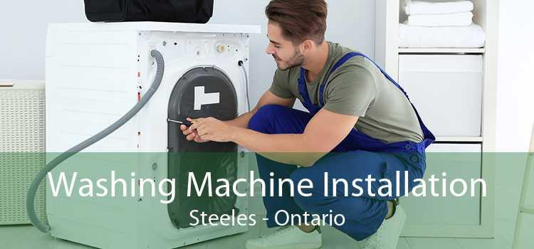 Washing Machine Installation Steeles - Ontario