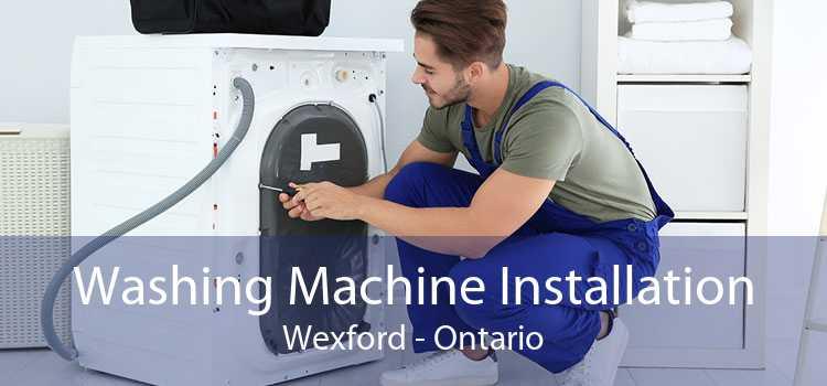 Washing Machine Installation Wexford - Ontario