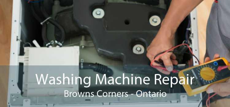 Washing Machine Repair Browns Corners - Ontario