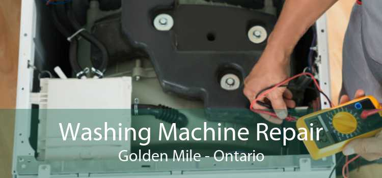 Washing Machine Repair Golden Mile - Ontario