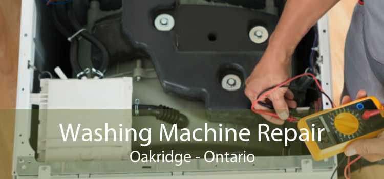Washing Machine Repair Oakridge - Ontario