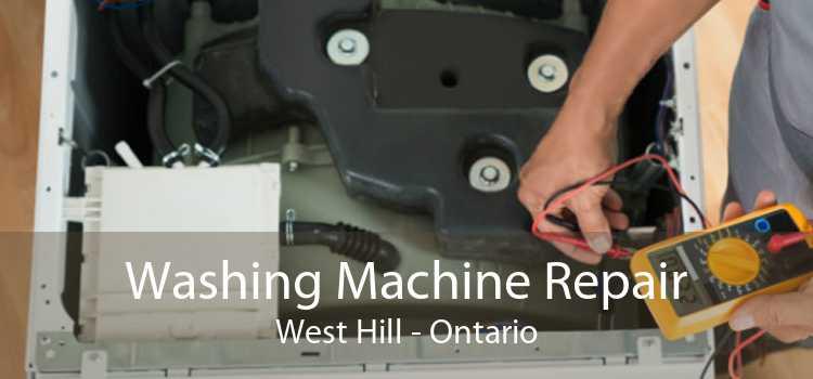 Washing Machine Repair West Hill - Ontario